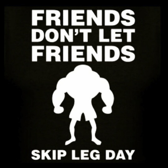 Never Skip Leg Day (New Research)