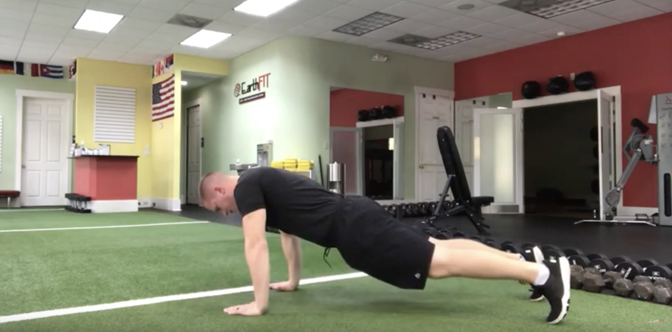 Health and Fitness Beaufort: Perfect Your Push Up