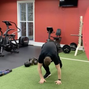 Bodyweight Conditioning Tool: Plank To Stand